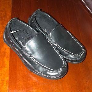 New W/O tags toddler boy black dress shoes